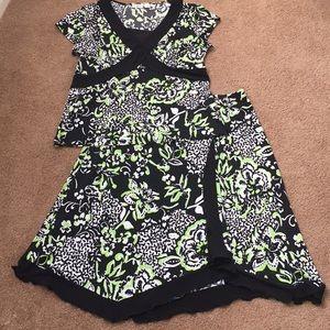 Dresses & Skirts - Cato 2 piece dress Size M